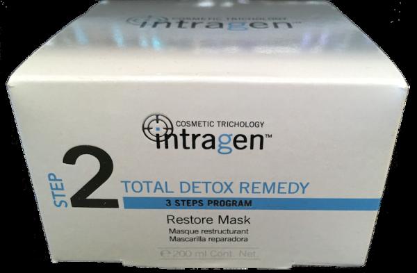 Revlon Intragen Total Detox Remedy Restore Mask
