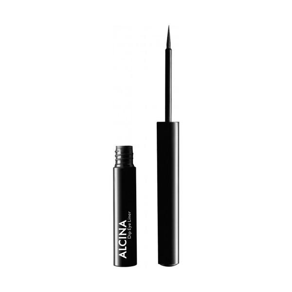 Alcina Dekorative Kosmetik Eye Dip Eye Liner Black