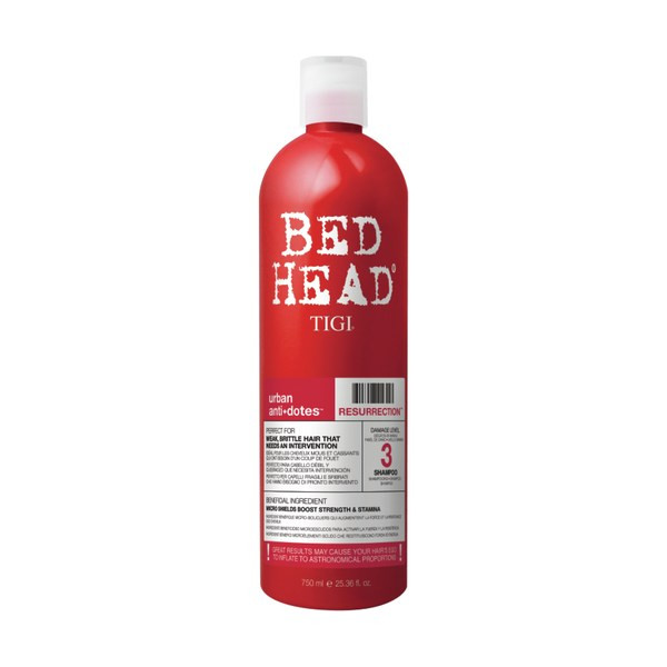 Tigi Bed Head Urban antidotes Resurrection Shampoo Kabinett