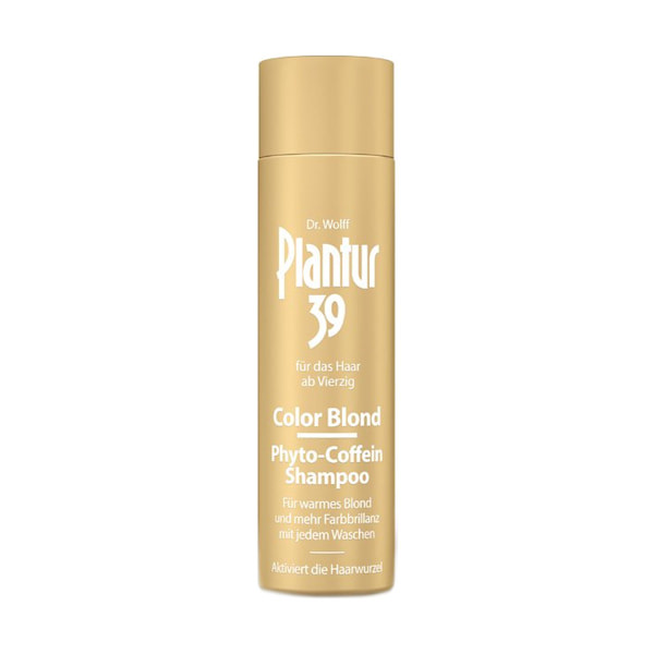 Dr. Kurt Wolff Plantur 39 Color Blond Coffein-Shampoo