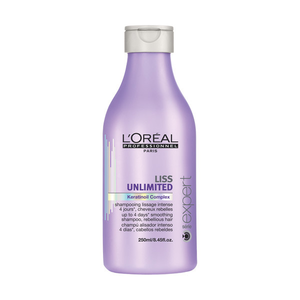 L'Oreal -SALE- Serie Expert Liss Unlimited Shampoo
