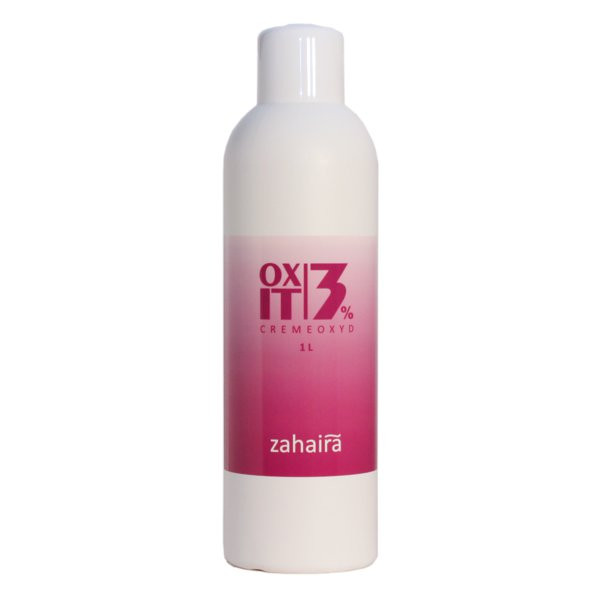 zahaira OX IT Cremeoxyd 3% Literflasche