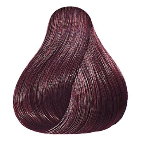 Wella Color Touch Vibrant Reds 4/6 mittelbraun violett