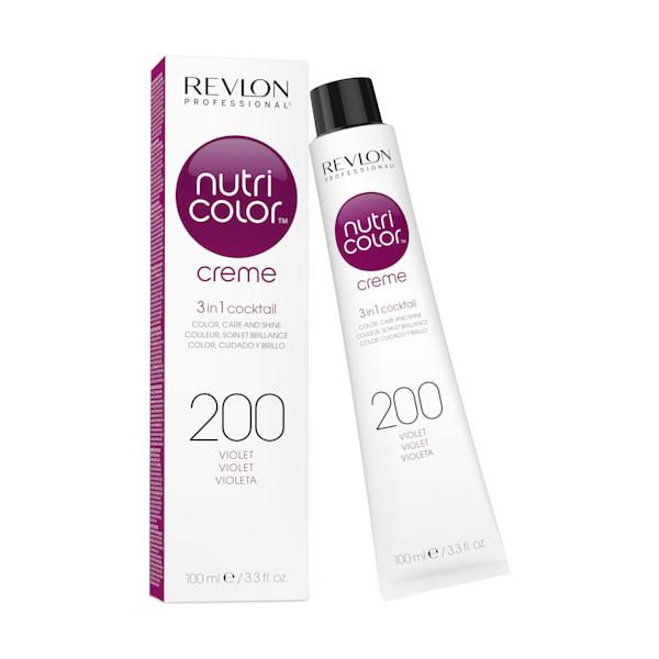 Revlon Nutri Color Creme 200 Violet
