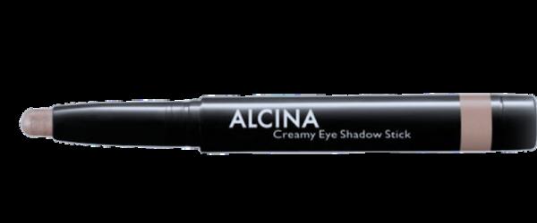 Alcina EYE Dekorative Kosmetik - Creamy Eye Shadow Stick Taupe 010