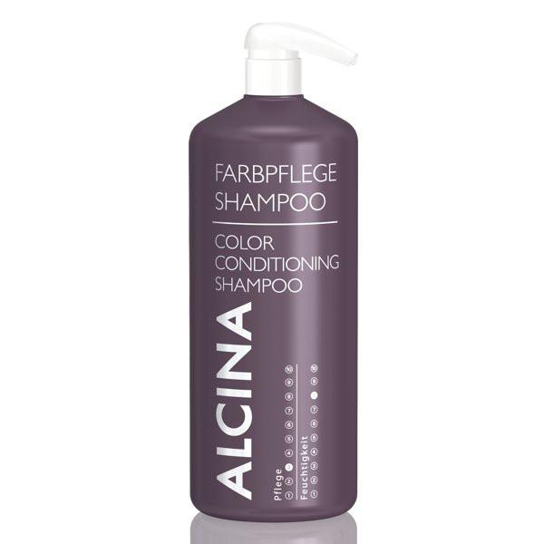 Alcina Farbpflege-Shampoo Kabinett