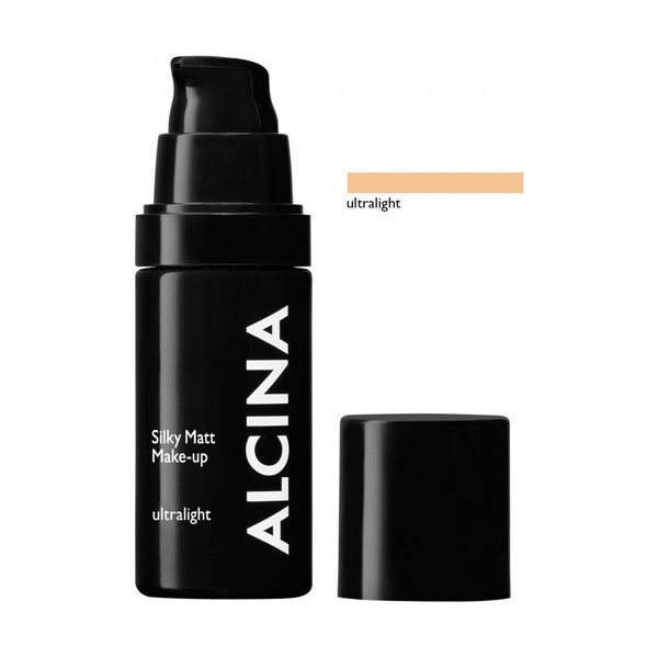 Alcina Dekorative Kosmetik Teint Silky Matt Make-up ultralight