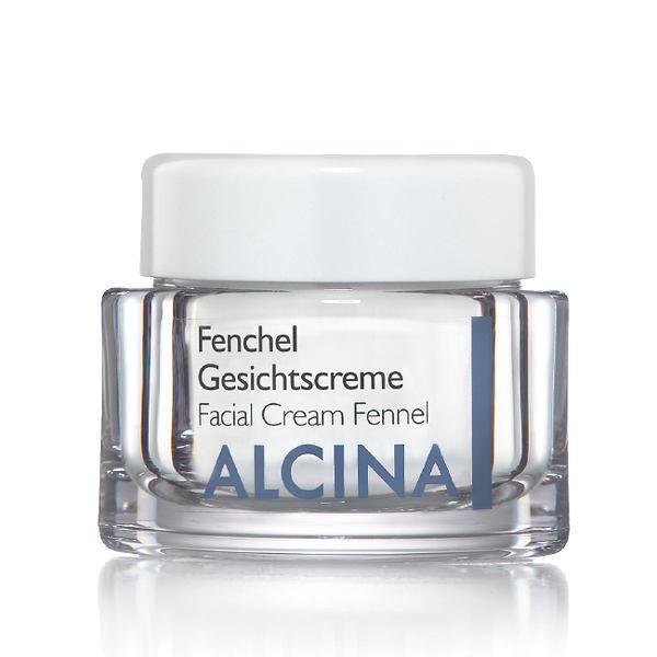 Alcina Kosmetik für trockene Haut - Fenchel Gesichtscreme