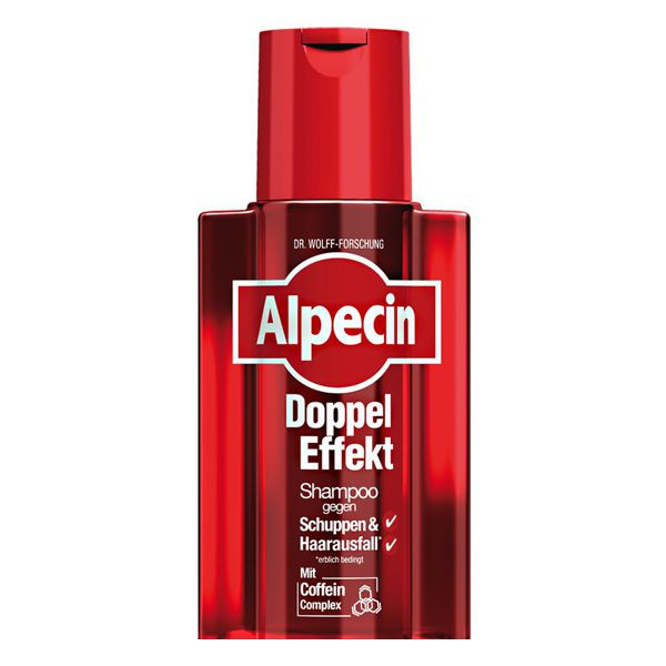 Dr. Kurt Wolff Alpecin Doppel-Effekt Shampoo