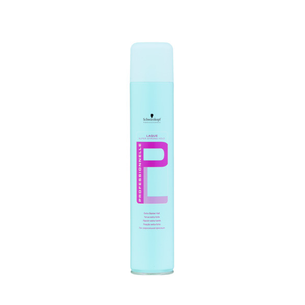 Schwarzkopf Professionelle Super Strong Hold Laque Hairspray