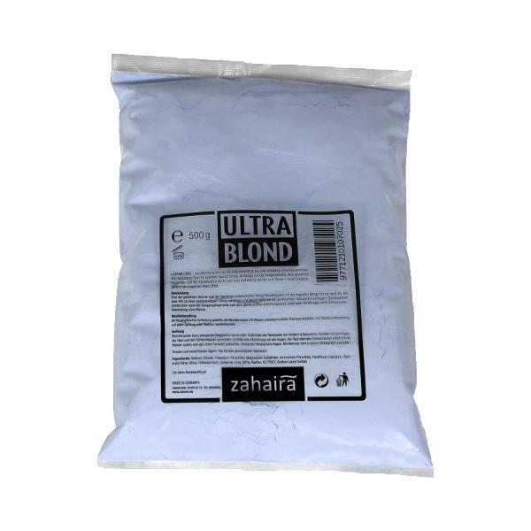 zahaira ULTRABLOND Blondierpulver 500g