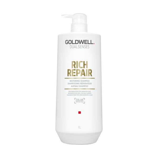 Goldwell Dualsenses Rich Repair Restoring Shampoo Kabinett