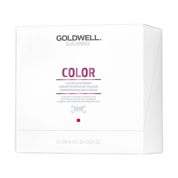 Goldwell Dualsenses Color Lock Serum Display 18ml