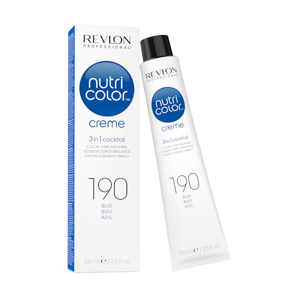 Revlon Nutri Color Creme 190 Blue