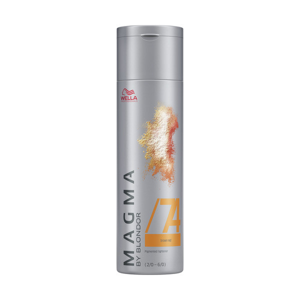 Wella Magma by Blondor /74 Braun Rot