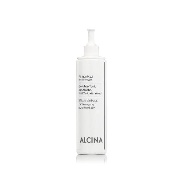 Alcina Kosmetik - Gesichts-Tonic mit Alkohol - Pflege für jede Haut