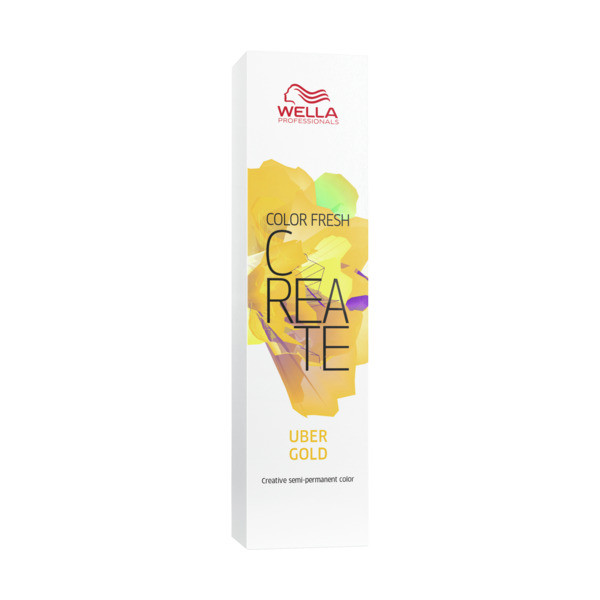 Wella Color Fresh Create Uber Gold