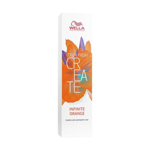 Wella Color Fresh Create Infinite Orange