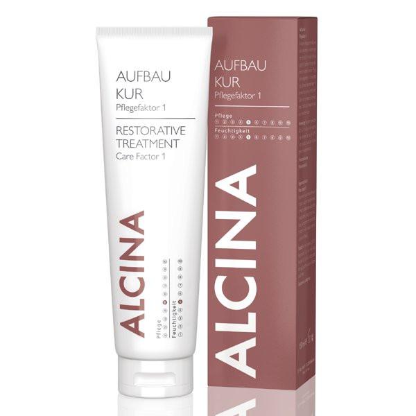 Alcina Aufbau-Kur Pflegefaktor 1 für trockenes Haar