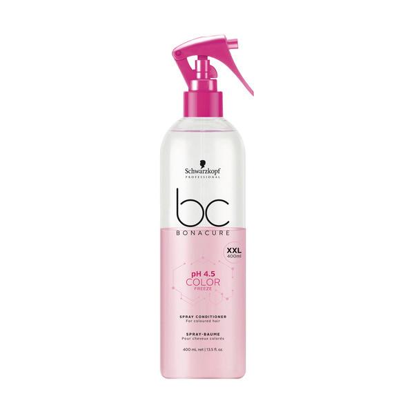 Schwarzkopf BC Bonacure ph 4.5 Color Freeze Spray Conditioner XXL