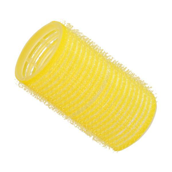 Comair Frisierzubehör Haftwickler gelb 32mm