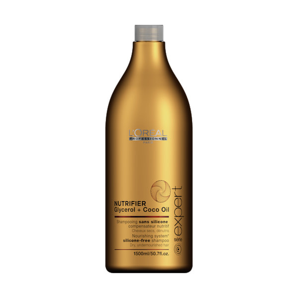 L'Oréal Serie Expert -AKTION XXL- Nutrifier Shampoo Kabinett