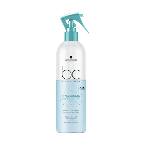 Schwarzkopf BC Bonacure XXL Hyaluronic Moisture Kick Spray Conditioner