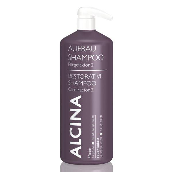Alcina Aufbau-Shampoo Pflegefaktor 2 Kabinett