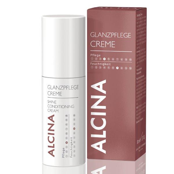 Alcina Glanzpflege-Creme für trockenes Haar