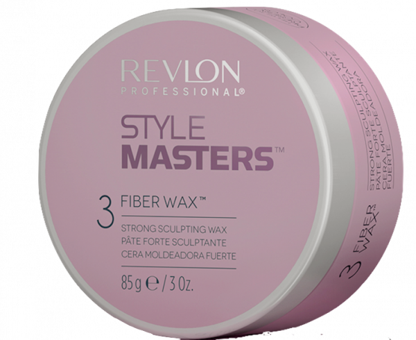 Revlon Style Masters Fiber Wax 3 Strong Sculpting Wax
