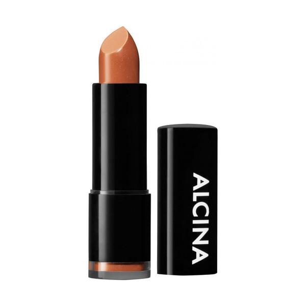 Alcina Dekorative Kosmetik Lip Shiny Lipstick Copper 040