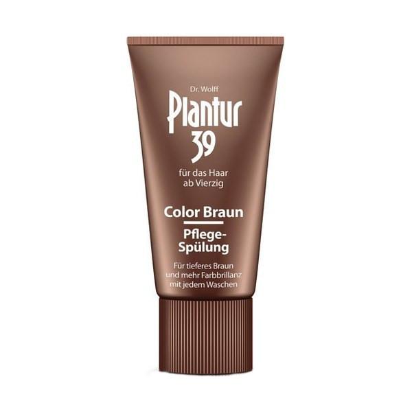 Dr. Kurt Wolff Plantur 39 Color Braun Pflege-Spülung