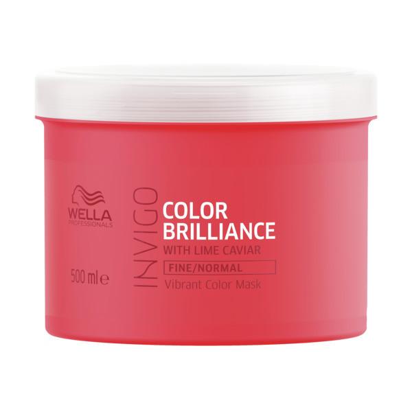Wella INVIGO Brilliance Vibrant Color Maske fein/normal Kabinett