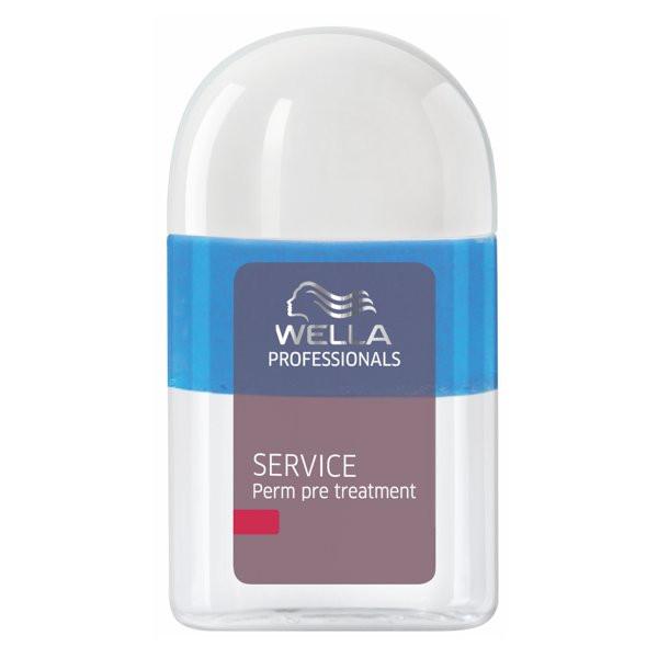Wella Professionals Service Perm Pre Treatment Display 18ml