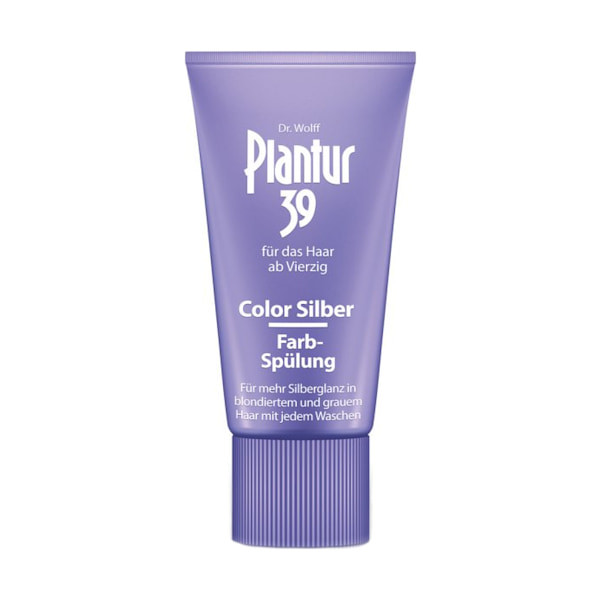 Dr. Kurt Wolff Plantur 39 Color Silber Farb-Spülung