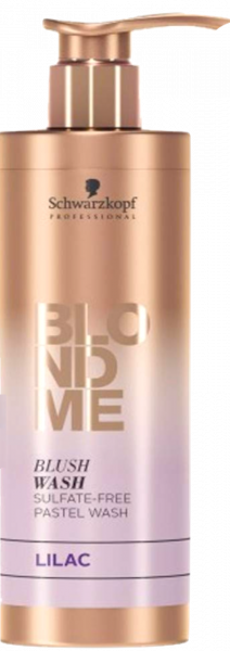 Schwarzkopf BlondMe Blush Wash Lilac