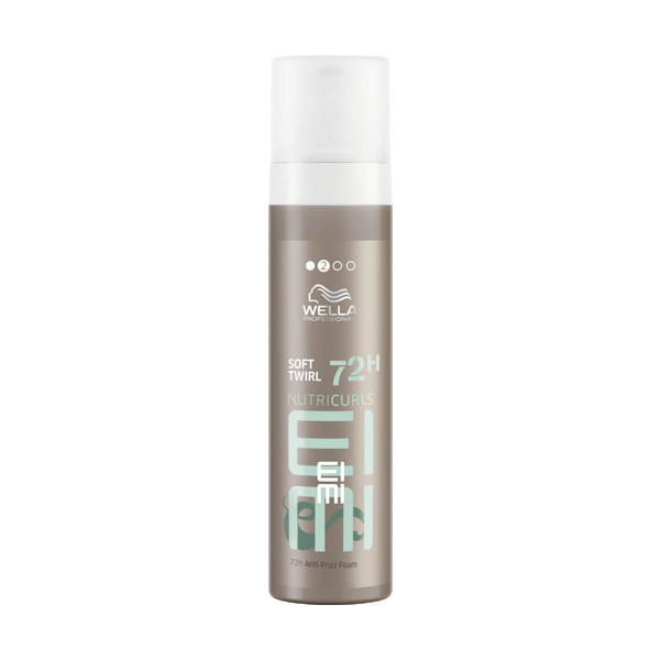 Wella EIMI Nutricurls Soft Twirl Anti-Frizz Foam