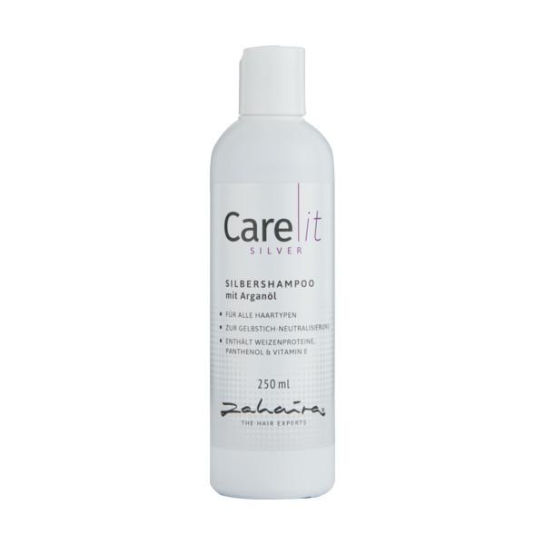 Zahaira CARE IT Silbershampoo mit Arganöl