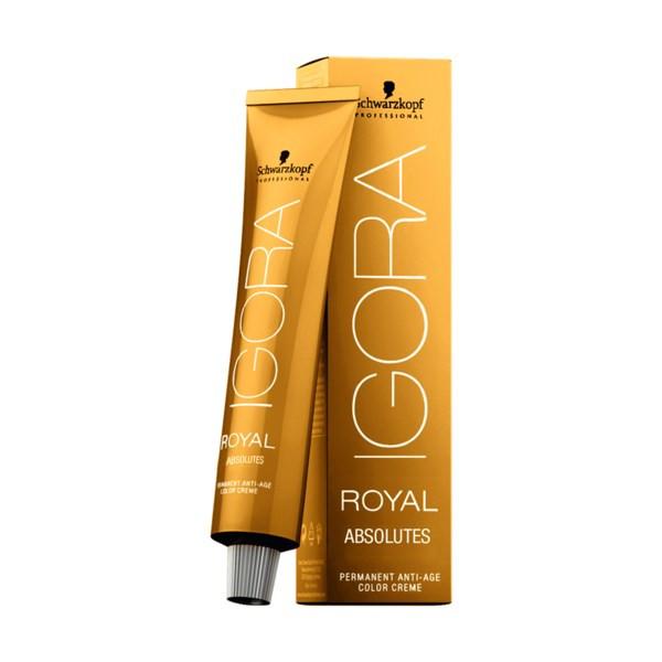Schwarzkopf Igora Royal Absolutes 7-40 mittelblond beige natur