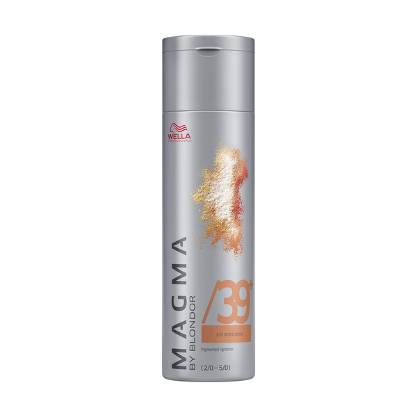 Wella Magma by Blondor /39+ Gold Cendre Dunkel