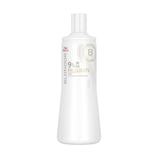 Wella Blondor Freelights Oxidationsmittel 9%