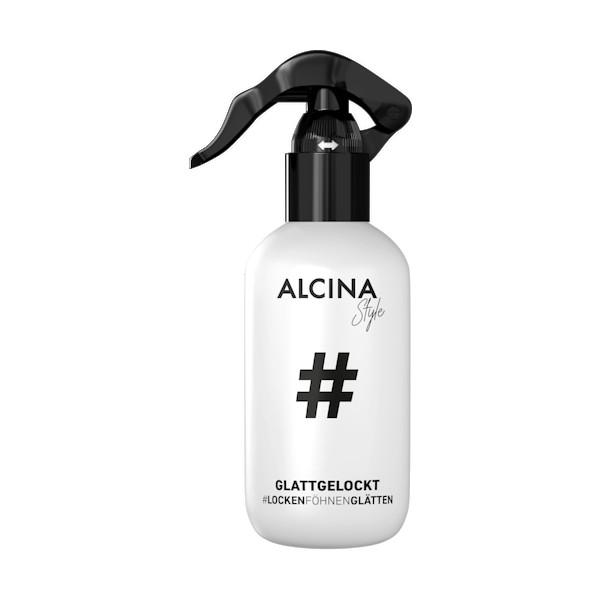 Alcina #Style Glattgelockt