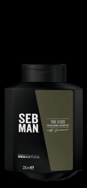 Sebastian SEB MAN Care The Boss Thickening Shampoo