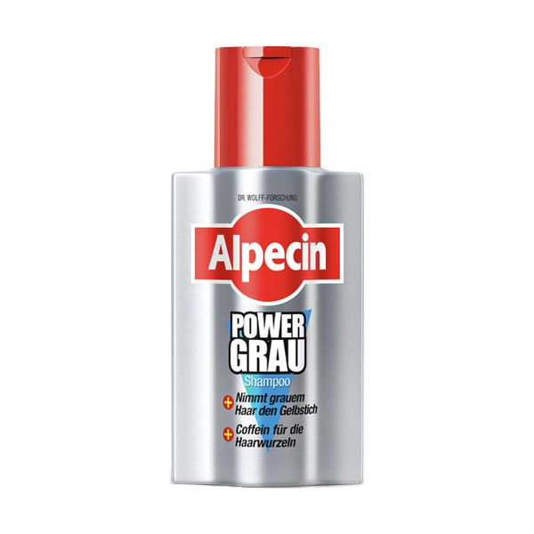 Dr. Kurt Wolff Alpecin Power Grau Shampoo