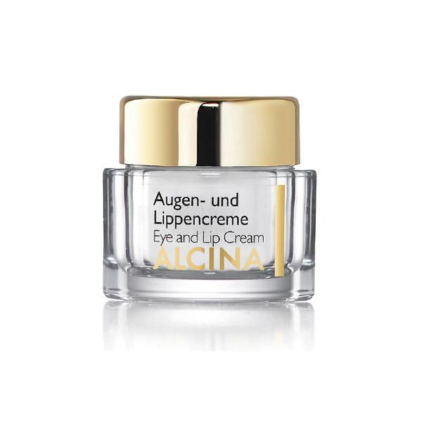 Alcina Kosmetik Effekt & Pflege - Augen- und Lippencreme