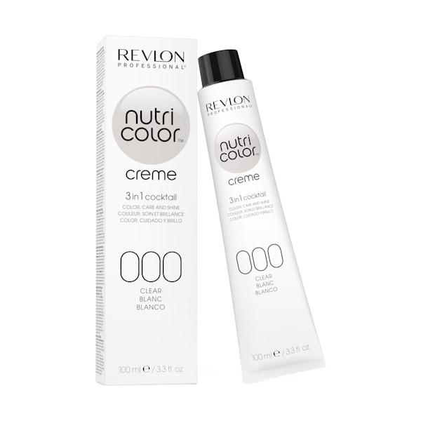 Revlon Nutri Color Creme 000 Clear