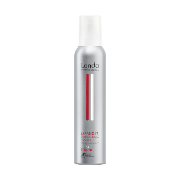 Londa Styling Volumen Expand It Strong Hold Mousse