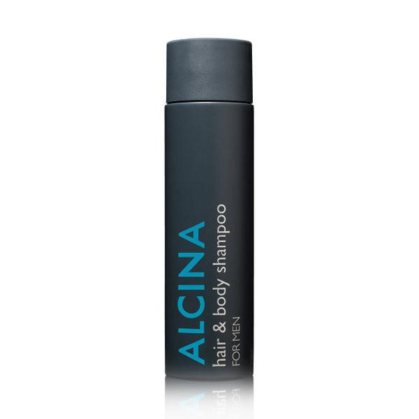 Alcina For Men Hair & Body Shampoo