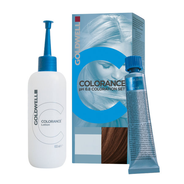 Goldwell Colorance PH 6,8 2-A blauschwarz