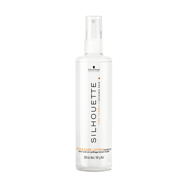 Schwarzkopf Silhouette Flexible Hold Styling & Care Lotion